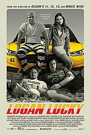 Popcorn time Movie - Logan Lucky