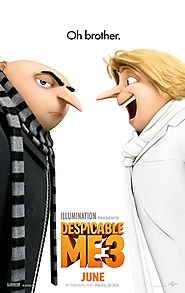 List of 2017 action films - Despicable Me 3