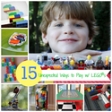 15 Unexpected Ways to Use LEGOs | Spoonful