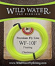 Wild Water Fly Fishing Weight Forward 10 Floating Fly Line