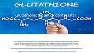 Glutathione: the antioxidant master!
