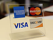 Different Credit Card Provider