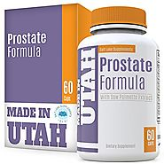 Natural Prostate Formula -Including Saw Palmetto, Green Tea, Nettle And Many More, Supports Overall Prostate Health A...