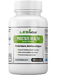 Prostate Support - Natural Supplement for Prostate Health, Bladder Relief and Improved Urinary Flow - With Saw Palmet...
