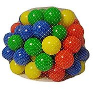100 Multi Coloured Play Balls by Chad Valley