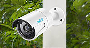4 Mega Pixel IP Security Cameras for High Resolution Surveillance