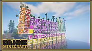 The Periodic table in Minecraft