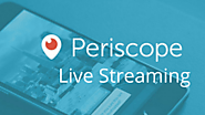 Steps for Periscope Live Video Broadcasting Through Freedocast