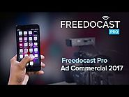 Introducing Freedocast Pro Device - The Live Video Broadcasting Solution