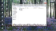 Do you need more free space? DuplicateFilesDeleter.com can help