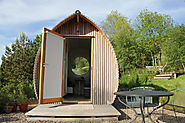 Experience Luxury Glamping at Loch Tay Armadillas, Scotland