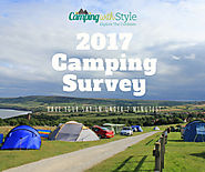 Have Your Say in the Camping with Style 2017 Camping Survey