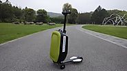 006 | Coolpeds Briefcase Electric Scooter