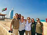 Dubai is the Dream Destination of Vacation with a Group of Best Buddies