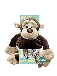 Animal Planet 2 in 1 Monkey Toddler Safety Harness Backpack Children's Walking Leash Strap