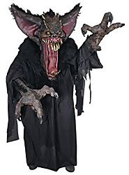 Gruesome Bat Creature Reacher Deluxe Oversized Halloween Mask and Costume