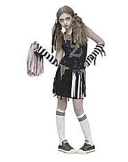 Zombie Cheerleader Halloween Costume Ideas  sc 1 st  DealeryDo & Scary Halloween Costume Ideas u2013 DealeryDo