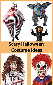 Scary Halloween Costume Ideas