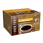 Caza Trail Coffee, Kona Blend