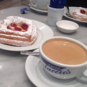 #thinktankontheroad : No 5 After quick coffee in Carluccio's