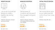 Godaddy WordPress hosting coupon – Just only $1/mo + Free Domain latest