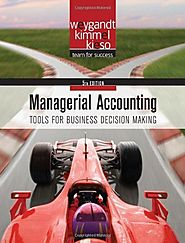 Managerial Accounting: Tools for Facilitating and Guiding Business Decisions | Edulekha
