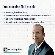 Dr Dirk Johns - A Renowned Weight Loss Professional in MA