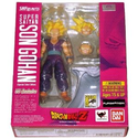 "Bandai Tamashii Nations Super Saiyan Son Gohan Bluefin SDCC 2012 Exclusive Special Color Edition ""Dragonb..."