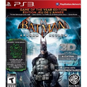Batman: Arkham Asylum (Game of the Year Edition) - Playstation 3: Video Games
