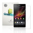 GreatShield Ultra Smooth (HD) Clear Screen Protector Film for Sony Xperia Z / C6606PL - LIFETIME WARRANTY...
