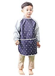 Top 10 Best Art Smocks and Aprons for Kids with Reviews 2017 on Flipboard