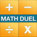 Math Duel - 2 Player Mathematical Game for Teen and Adult Brain Training.
