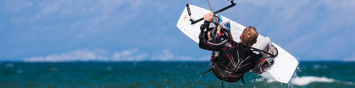 Headline for Useful Kite-Boarding Tips for Beginners – Gain an Edge in this Iconic Water Sport