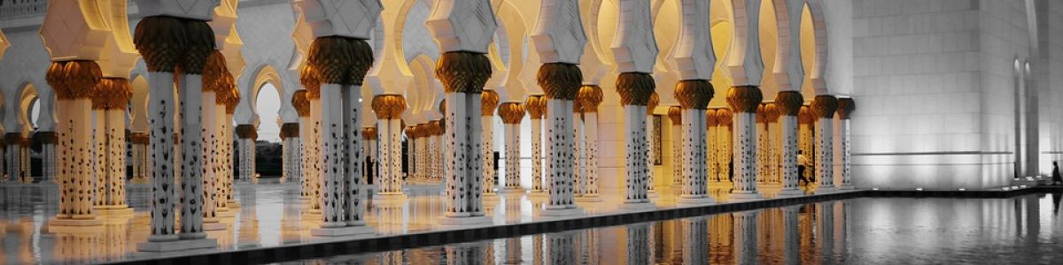 Headline for Top 5 Tourist Attractions in Abu Dhabi - Discover the Best of UAE's Capital City