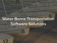Water Taxi App Development :: Yacht Management Software Solutions
