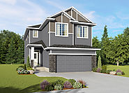Cascade III Front Attached Single Family