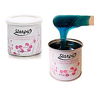 Soft Wax –Easy Hair Removal With Strip Wax By Starpilwax