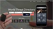 Use the World Threat Directory Weather Platform
