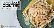 Caramelized Toasted Coconut Chips - low carb & sugar free!