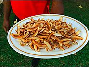 Jamaican Coconut Chips Recipe