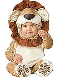 InCharacter Baby Lovable Lion Costume