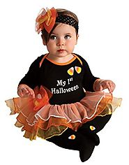 Rubie's Costume My First Halloween Tutu And Onesie