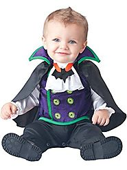 InCharacter Baby Boy's Count Cutie Vampire Costume