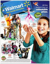 Walmart releases their big Holiday Toy Catalog for 2013; Pages 1-20