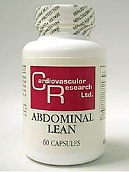 Buy online Abdominal Lean 60 Capsules only $ 17.95
