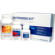 Buy online Thorne Research Nutrigesic Kit supplements in USA