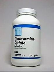 Buy Online Glucosamine Sulfate Capsules Only $ 69.70