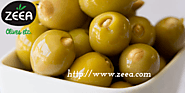 Get the Best Quality 100% Natural Juicy Zeea Olives