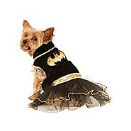 Rubies Costume Company DC Comics Batgirl Pet Tutu Dress