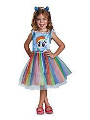 Toddler My Little Pony: Rainbow Dash Costume